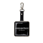 6209 Elite Square Metal Bag Tag